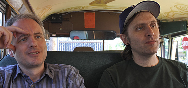 Gregg Turkington & Brandan Kearney - credit: Simone Turkington