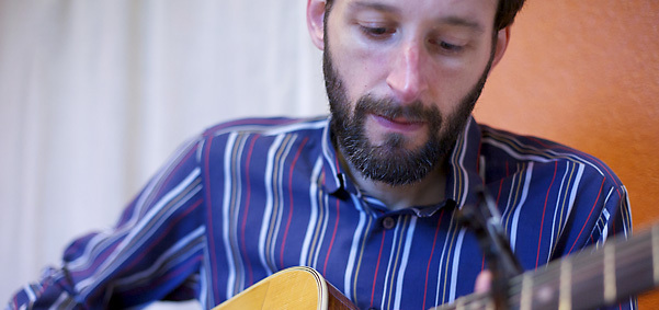 Alasdair Roberts - credit: Alex Woodward