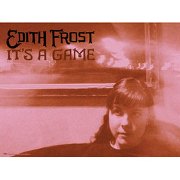 Edith Frost: It's A Game Poster (DC301P)