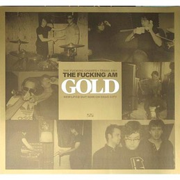 The Fucking Am: Gold Poster (DC269P)
