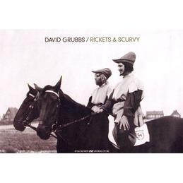 David Grubbs - Borough Of Broken Umbrellas