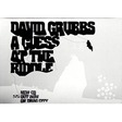 David Grubbs: A Guess At The Riddle Poster (DC266P)