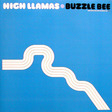 The High Llamas: Buzzle Bee Poster [Blue] (DC191PB)