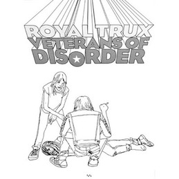 Royal Trux: Veterans of Disorder Poster (DC168P)