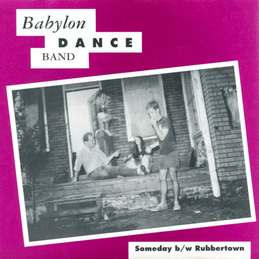 Babylon Dance Band: Someday (TF03)