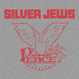 Silver Jews: Peace T-Shirt [Grey] (SJPT3)