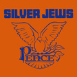 Silver Jews: Peace T-Shirt [Orange] (SJPT4)