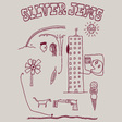 Silver Jews: Cartoon T-Shirt [Grey] (SJCT1)