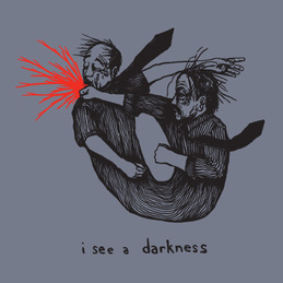 "Bonnie ""Prince"" Billy: I See A Darkness T-Shirt (PR22T)"