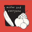 "Bonnie ""Prince"" Billy: Master and Everyone T-Shirt (DC233T)"