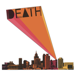 Death: Skyline T-Shirt [White] (DC387T1W)