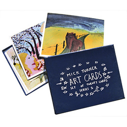 Mick Turner: Art Cards (MTARTCARDS)