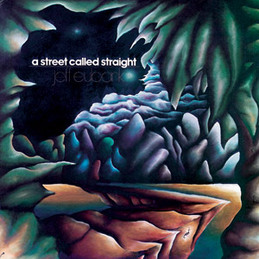 Jeff Eubank: A Street Called Straight (DC433)
