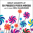 Neil Hamburger: Great Moments At Di Presa's Pizza House (DC294)