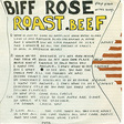 Biff Rose: Roast Beef (DP3)
