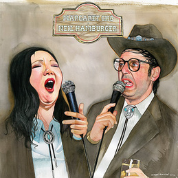 Margaret Cho & Neil Hamburger: I Drink (MPD-004)