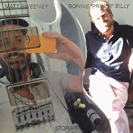"Billy F Gibbons / Matt Sweeney & Bonnie ""Prince"" Billy: Oh Well / Storms (DC546)"