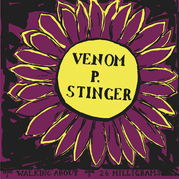 Venom P. Stinger: Walking About (DC538)