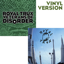 Royal Trux: Mad Dogs and Veterans LP Bundle (DC168XLP1)