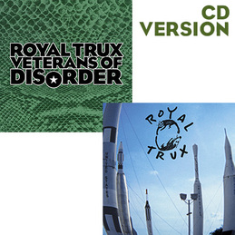 Royal Trux: Mad Dogs and Veterans CD Bundle (DC168XCD1)
