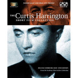 Curtis Harrington: The Curtis Harrington Short Film Collection (DC407V)