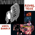 Royal Trux: EPs R Trux Vinyl Bundle (DC154/DC185 LP)