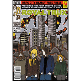 Neil Hagerty: The Adventures of Royal Trux (DC157)