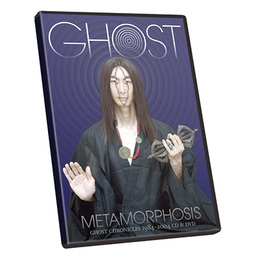 Ghost: Metamorphosis: Ghost Chronicles 1984-2004 (DC279)