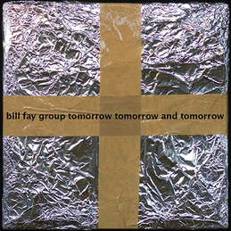 The Bill Fay Group: Tomorrow Tomorrow and Tomorrow (DC319)