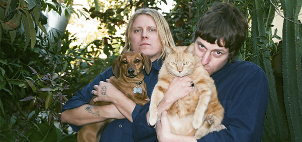 Ty Segall & White Fence - credit: Photo by Denée Segall