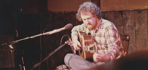 John Renbourn - credit: Photo from Jittoku in Kyoto, Japan, May 30th, 1978. Photographer unknown.