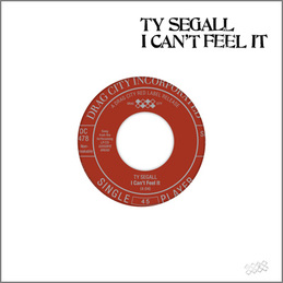 Ty Segall: I Can't Feel It (DC478)