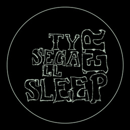 Ty Segall: Sleeper T-Shirt - BLACK (DC565TB)
