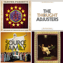"Aquariana & The Source Family Vinyl Bundle: ""Source of All Things"" Vinyl Bundle (DC578-B)"