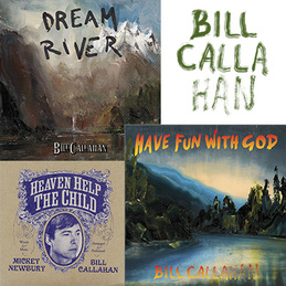 "Bill Callahan: ""Heaven Help the River of God"" Vinyl Bundle (DC571-B)"