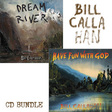 "Bill Callahan: ""River of God Fun Dream"" CD Bundle (DC571CD-B)"