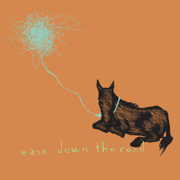 "Bonnie ""Prince"" Billy: ""Ease Down The Road"" T-Shirt (EASE-T)"