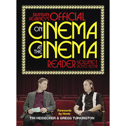 On Cinema At The Cinema Reader - Vol. 1 2010–2018