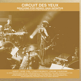 Circuit des Yeux: Reaching for Indigo: Gaia Infinitus (DC745)