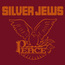 Silver Jews: Peace T-Shirt (Maroon/Orange) (SJPT6)