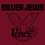 Silver Jews: PEACE T-Shirt (Maroon/Black) (SJPT7)
