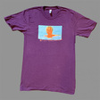 "Bill Callahan: ""Purple Callahan"" T-Shirt (BCT3)"