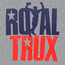 Royal Trux: Royal Trux 2017 Tour - Gray (DC647T2)