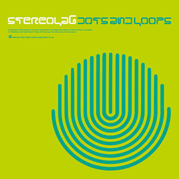 Stereolab: Dots and Loops (DC140)