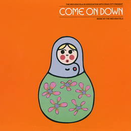 "The Red Krayola: ""Come on Down"" (DC156x)"